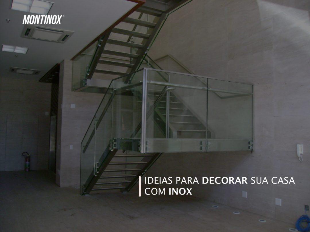 Ideias para decorar sua casa com inox